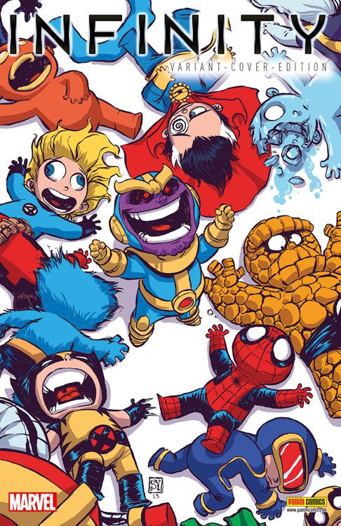 Infinity 4 Variant