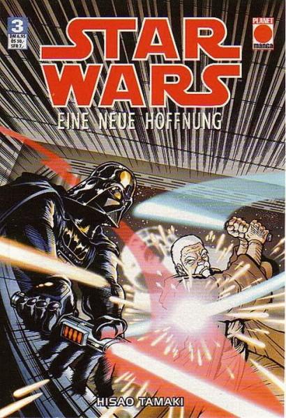 Star Wars 3: Eine neue Hoffnung