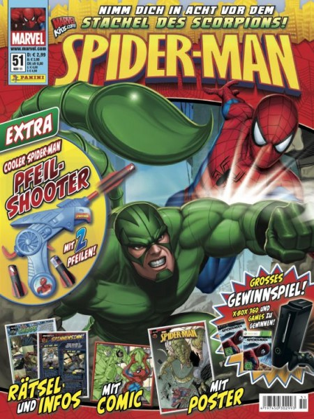 Spider-Man Magazin 51