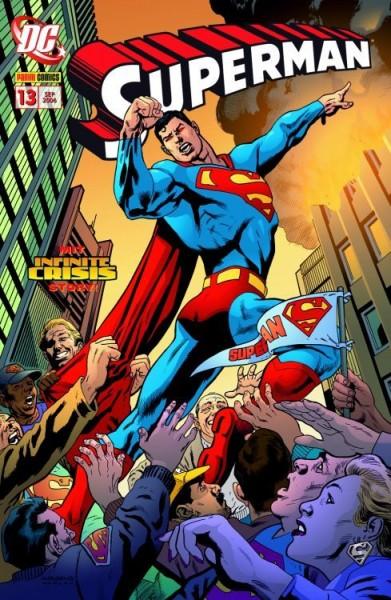 Superman Sonderband 13: In schlechter Gesellschaft