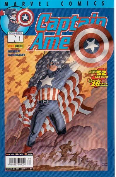 Captain America 1 (2001)