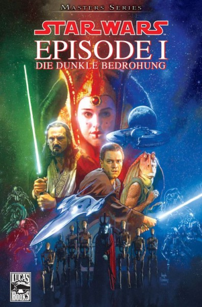 Star Wars: Masters 1 - Episode I: Die dunkle Bedrohung
