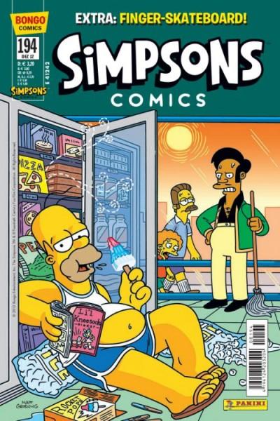 Simpsons Comics 194