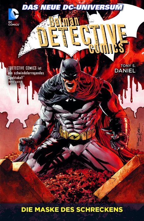 Batman Detective Comics 2: Die Maske...