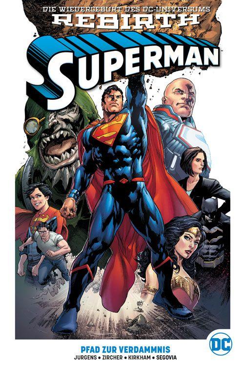 Superman Paperback 1: Pfad zur...