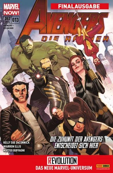 Avengers: Die Rächer 13