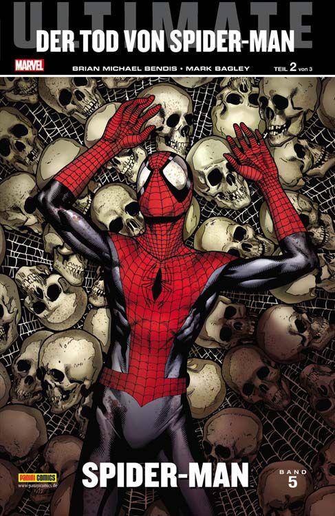 Ultimate Spider-Man 5: Der Tod von...