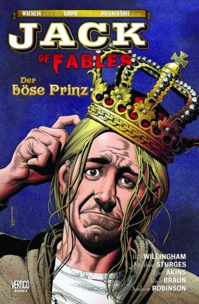 Jack of Fables 3: Der böse Prinz