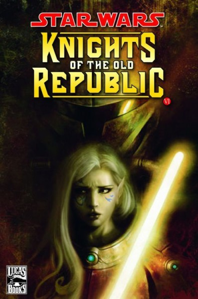 Star Wars Sonderband 51: Knights of the Old Republic 6