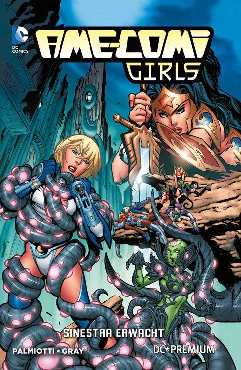 DC Premium 86: Ame-Comi Girls 2
