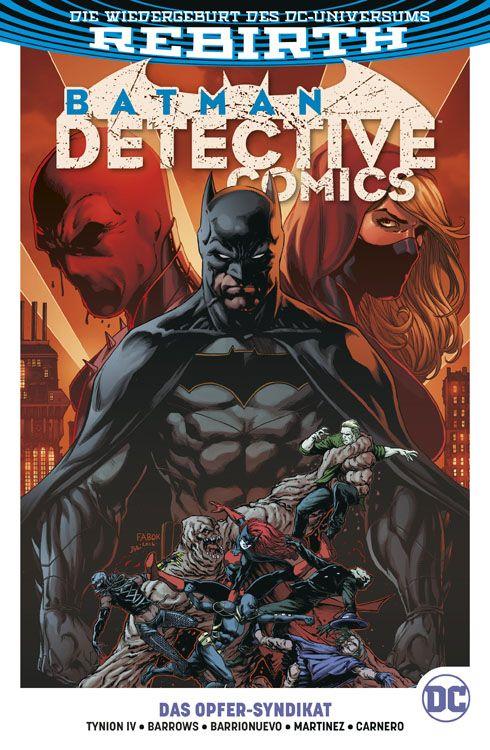 Batman: Detective Comics Paperback 2:...