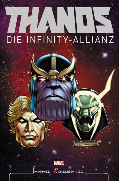 Marvel Exklusiv 120: Thanos - Die Infinity-Allianz