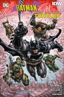 Batman/Teenage Mutant Ninja Turtles: Helden der Krise