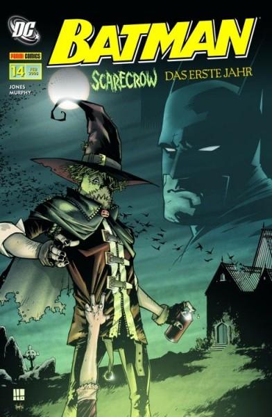 Batman Sonderband 14: Batman/Scarecrow