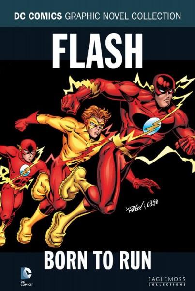 Eaglemoss DC-Collection 12: Flash - Born to Run