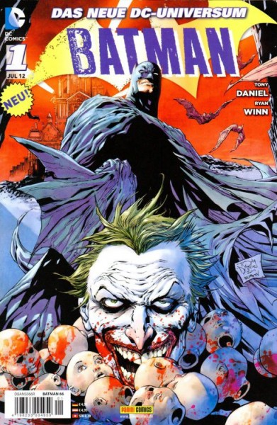 Batman 1 (2012)