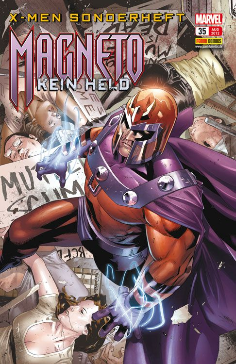 X-Men Sonderheft 35 - Magneto