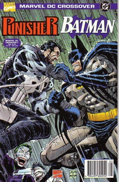 Punisher/Batman - Crossover 5