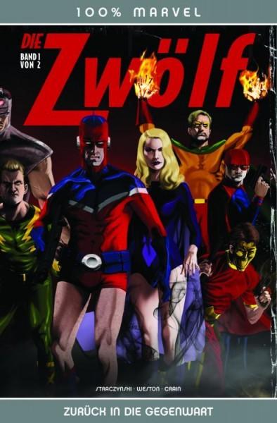 100% Marvel 40: Die Zwölf 1