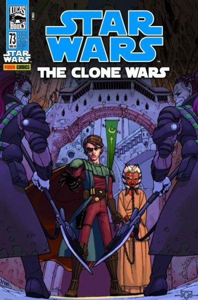 Star Wars 73: The Clone Wars