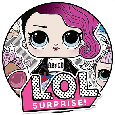 L.O.L. Surprise! Sticker & Trading Cards