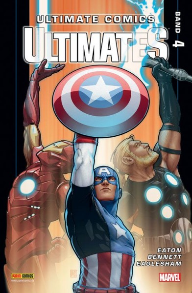 Ultimate Comics: Ultimates 4