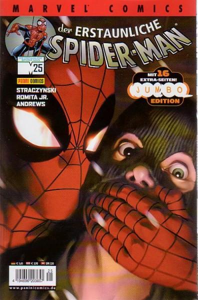 Der erstaunliche Spider-Man 25