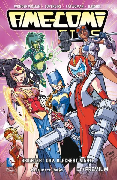 DC Premium 90: Ame-Comi Girls 3