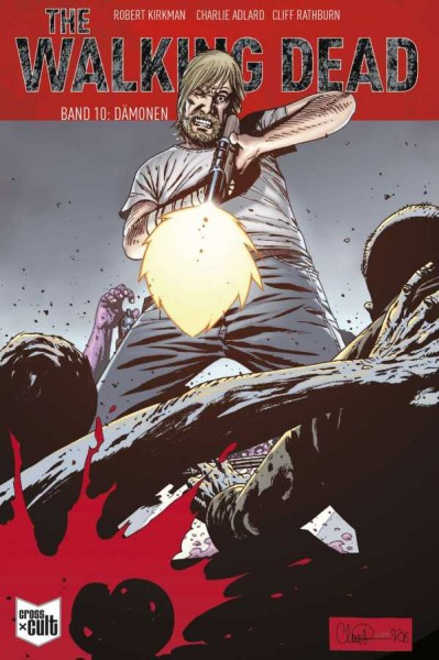 The Walking Dead 10: Dämonen Softcover