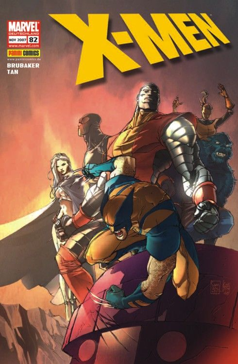 X-Men 82 Variant