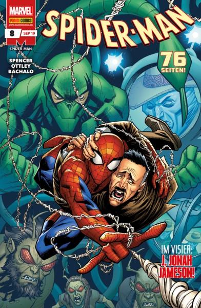 Spider-Man 8: Im Visier: J.Jonah Jameson!