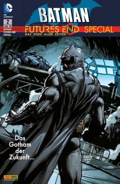 Batman: Futures End Special 2