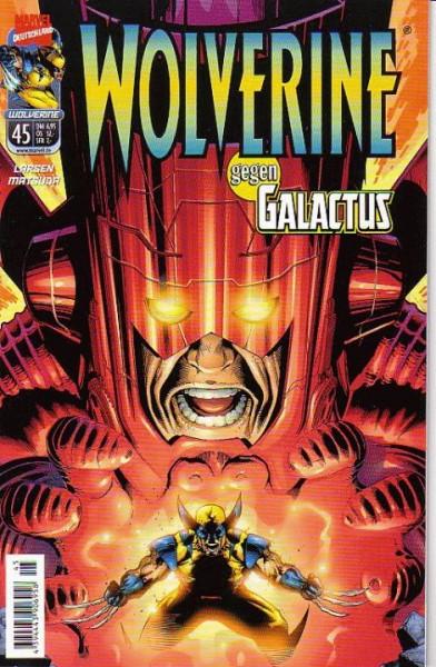 Wolverine 45: Wolverine gegen Galactus
