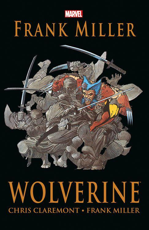 Wolverine von Frank Miller