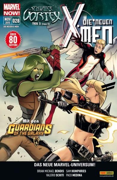 Die neuen X-Men 28