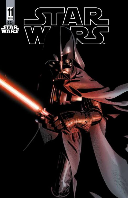 Star Wars 11: Darth Vader - Schatten...