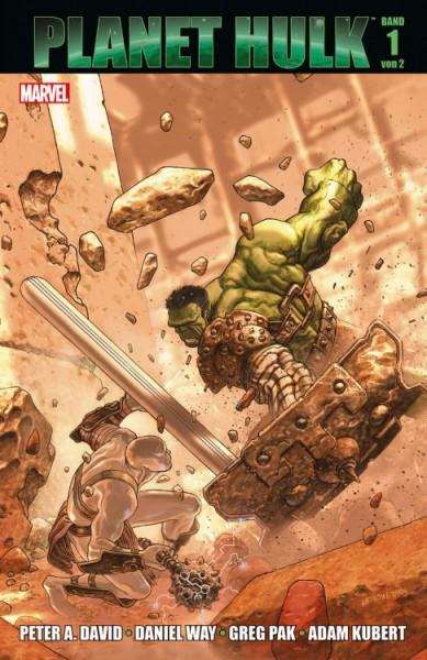 Planet Hulk 1