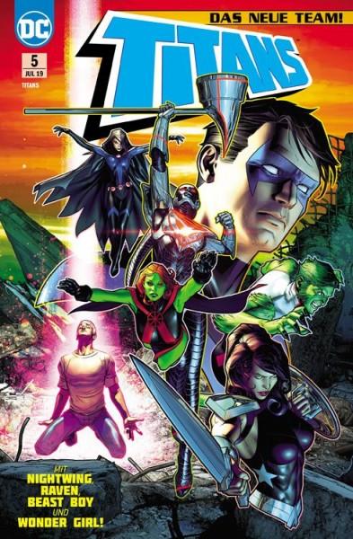 Titans 5