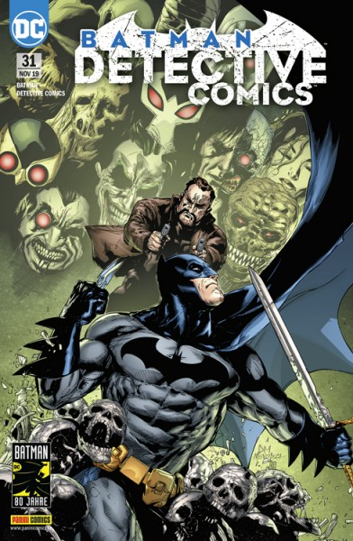 Batman: Detective Comics 31