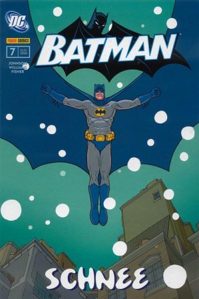 Batman Sonderband 7: Schnee