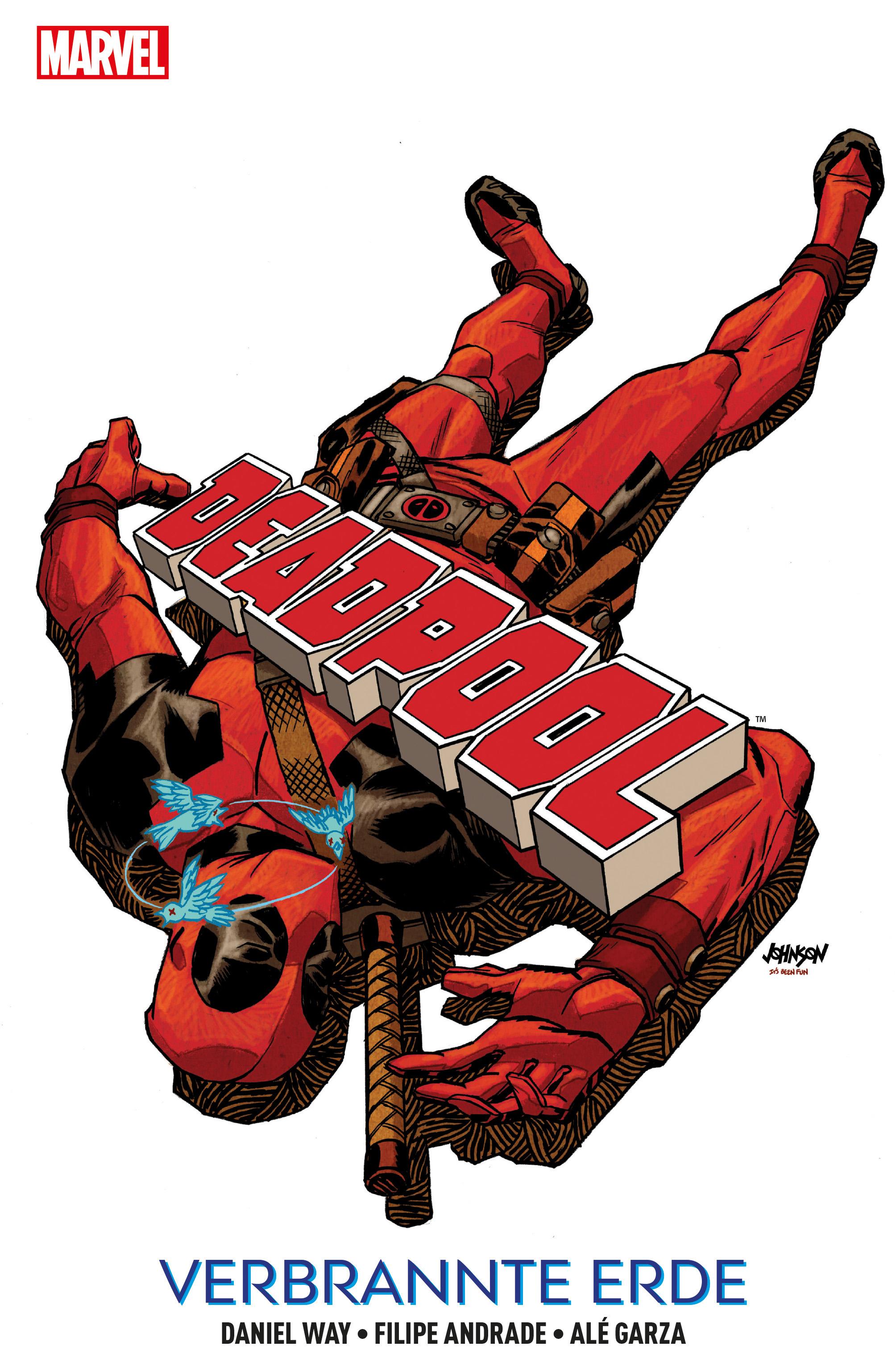 Deadpool: Verbrannte Erde