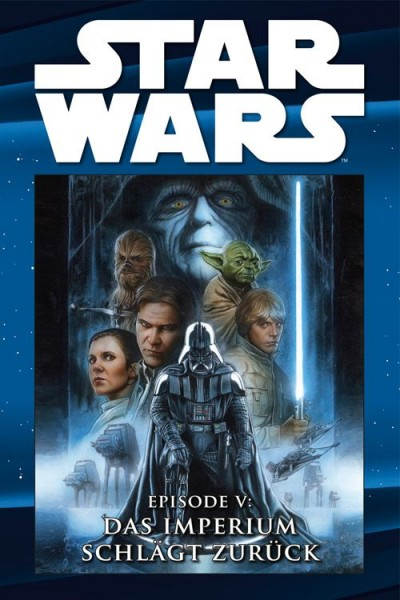Star Wars Comic-Kollektion 7 - Das Imperium schlägt zurück