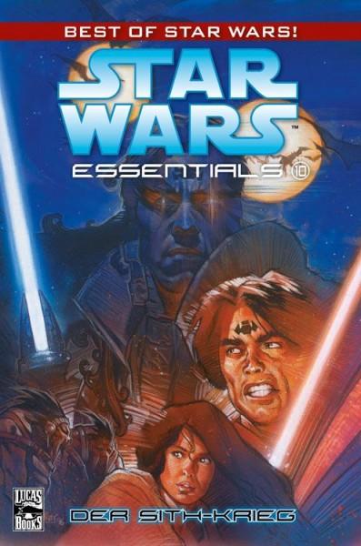 Star Wars Essentials 10: Die Jedi-Chroniken - Der Sith-krieg