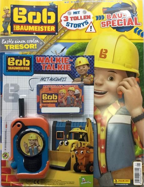 Bob der Baumeister Magazin Special 21