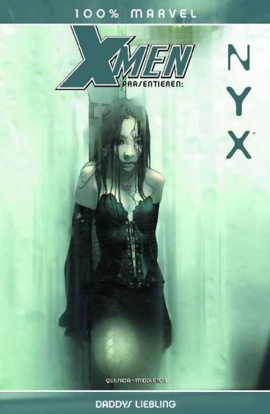 100% Marvel 22: Nyx