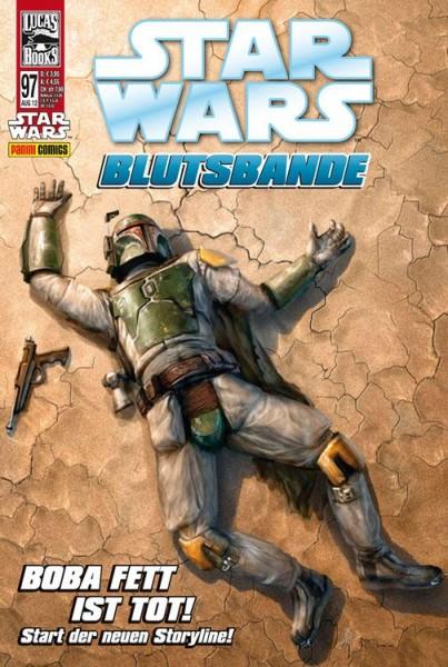 Star Wars 97: Blutsbande - Boba Fett ist tot!