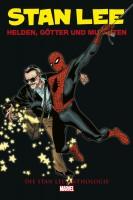 Stan Lee: Helden, Götter und Mutanten - Die Stan Lee-Anthologie Cover