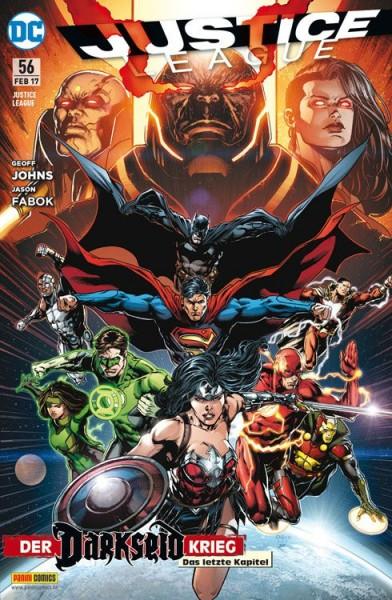 Justice League 56