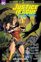 Justice League Dark 3: Der Hexenkrieg Cover