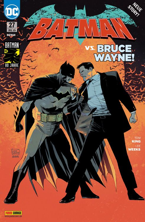Batman 27 Batman Vs Bruce Wayne